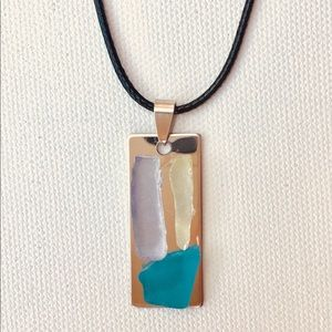 "Jewelry - Modern Artisan Necklace 22"""